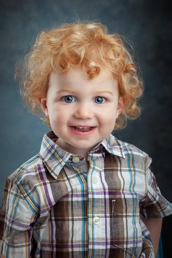 Preschool Portrait Boy