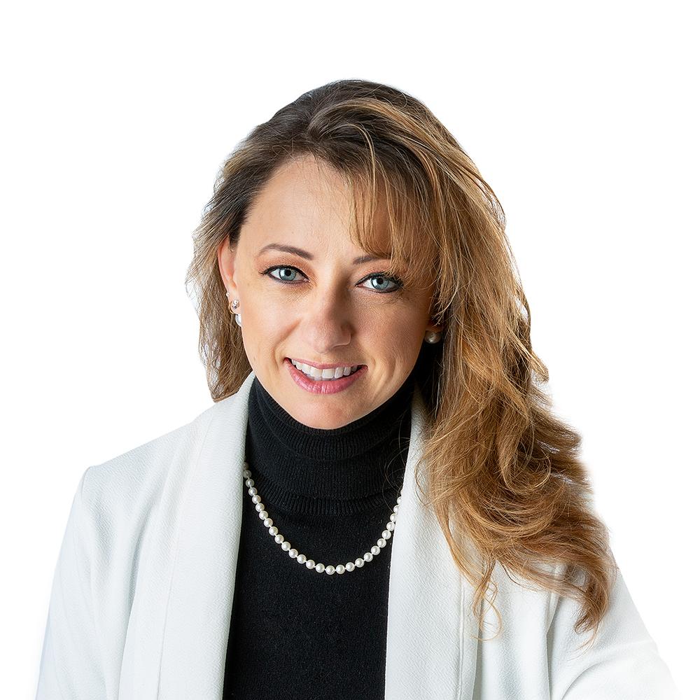 Johanna Matthews business portrait